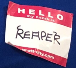 Hello my name is Reaper